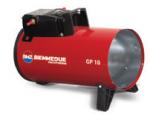 Generatore aria calda riscaldamento GE 20 Biemmedue GAS GPL